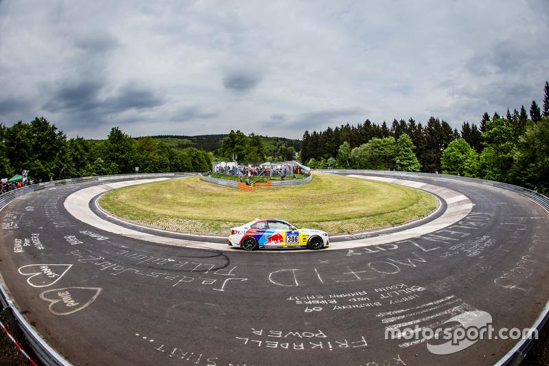 #306 Bonk Motorsport, BMW M235i Racing: Michael Bonk, Kiki Sak Nana, Alexander Mies, Andreas Möntman