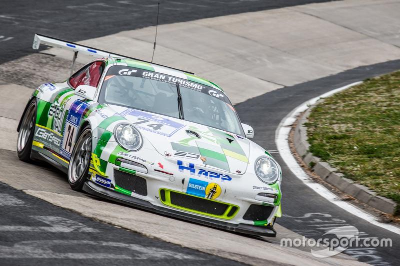 #74 отримуєpeed Performance Porsche 997 GT3 Cup: Ulrich Berg, Patrik Kaiser, Maxence Maurice, Каміло