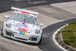 #62 GDL Racing, Porsche 911 GT3 Cup: Paul Stubber, Vic Rice, Nicola Bravetti, Holger-Peter Fuchs