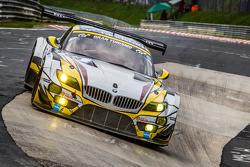 马克VDS车队25号宝马Z4 GT3:马克西姆·马丁、卢卡斯·鲁尔、马库斯·帕塔拉、理查德·韦斯特布鲁克