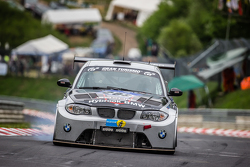 #208 BMW 135D GTR: Nick Barrow, Richard Corbett, Jamie Morrow, Dave Cox