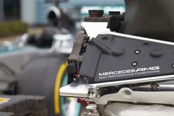 Мотор Mercedes AMG F1 Team