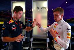 Daniil Kvyat, Red Bull Racing, beim Training