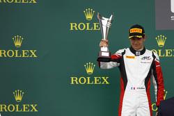 2. Esteban Ocon, ART Grand Prix