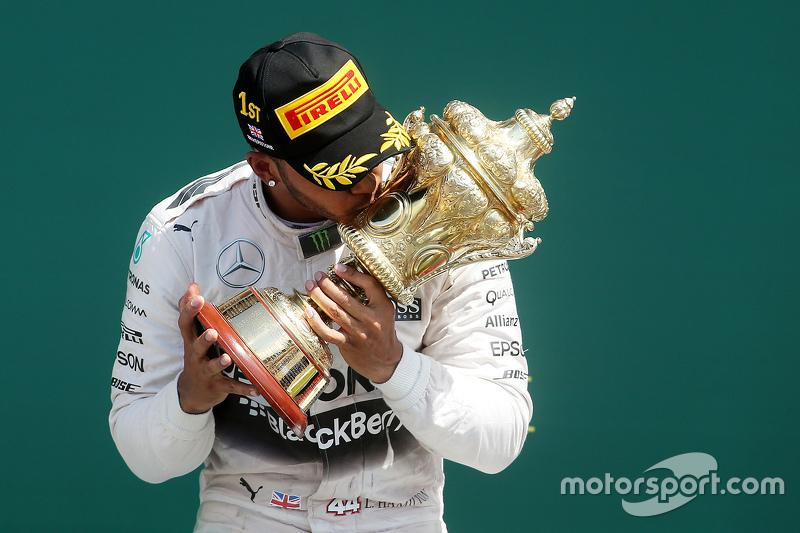 38- Gran Premio de Gran Bretaña 2015, Mercedes