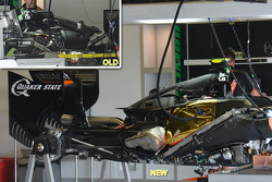 Technische analyse: Force India motor details