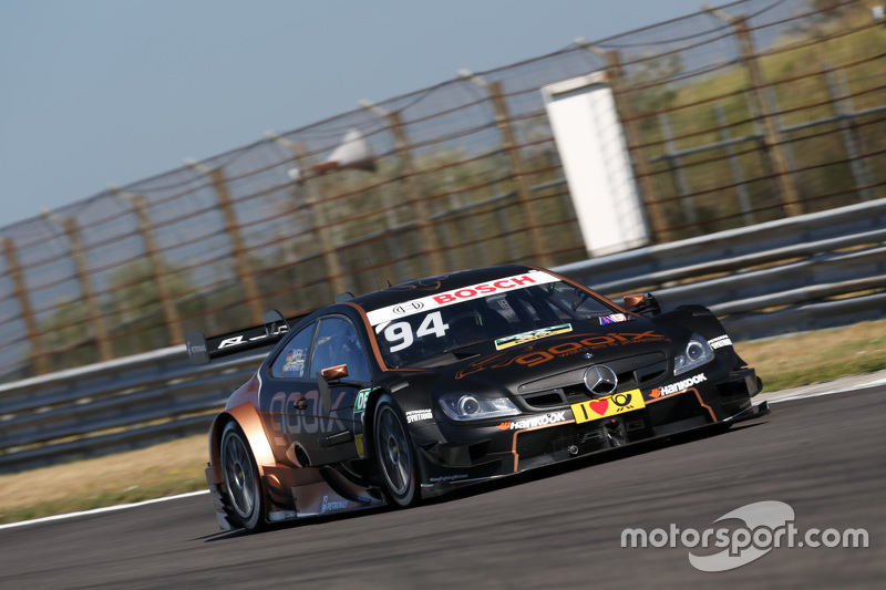 94 Pascal Wehrlein, HWA AG Mercedes-AMG C63 DTM