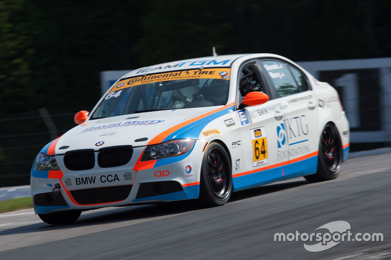#64 Team TGM BMW 328i: Ted Giovanis, David Murry