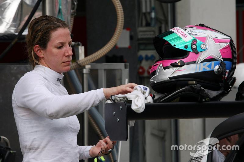 Michela Cerruti (Formel E, VLN, TCR)