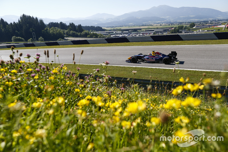 Red Bull Ring - Dean Stoneman, DAMS