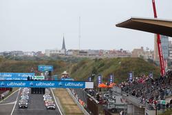 Start: Antonio Felix da Costa, BMW Team Schnitzer BMW M4 DTM aan de leiding