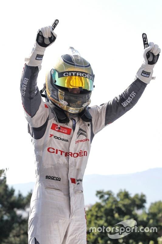 Winnaar Ma Qing Hua, Citroën C-Elysée WTCC, Citroën World Touring Car team