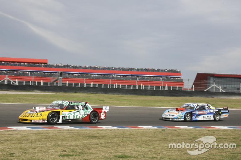 Nicolas Bonelli, Bonelli Competicion Ford, dan Martin Ponte, RUS Nero53 Racing Dodge