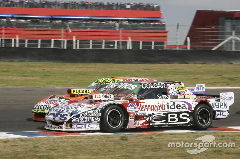 Camilo Echevarria, Coiro Dole Racing Torino dan Jonatan Castellano, Castellano Power Team Dodge