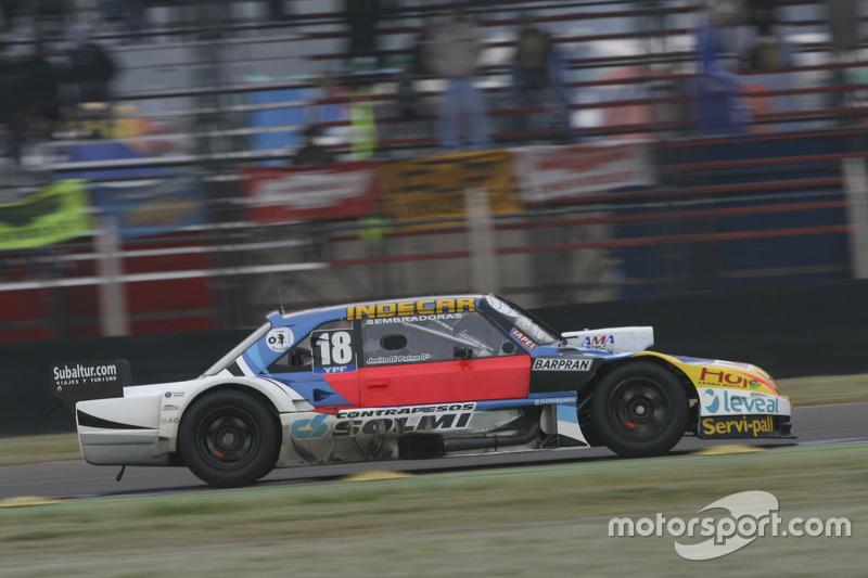 Luis Jose di Palma, Inde car Racing Torino