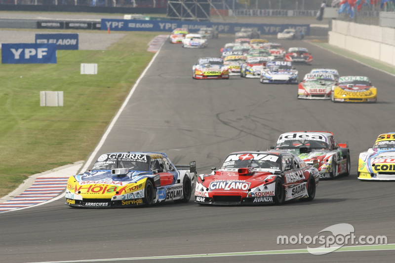 Луїс Хосе де Пальма, Inde car Racing Torino та Матіас Россі, Donto Racing Chevrolet