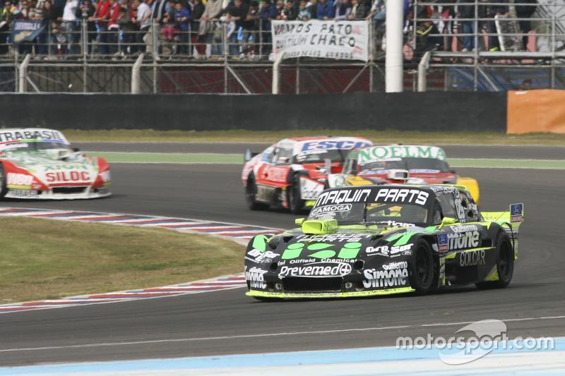 Mauro Giallombardo, Maquin Parts Racing Ford, dan Nicolas Bonelli, Bonelli Competicion Ford, dan Gui