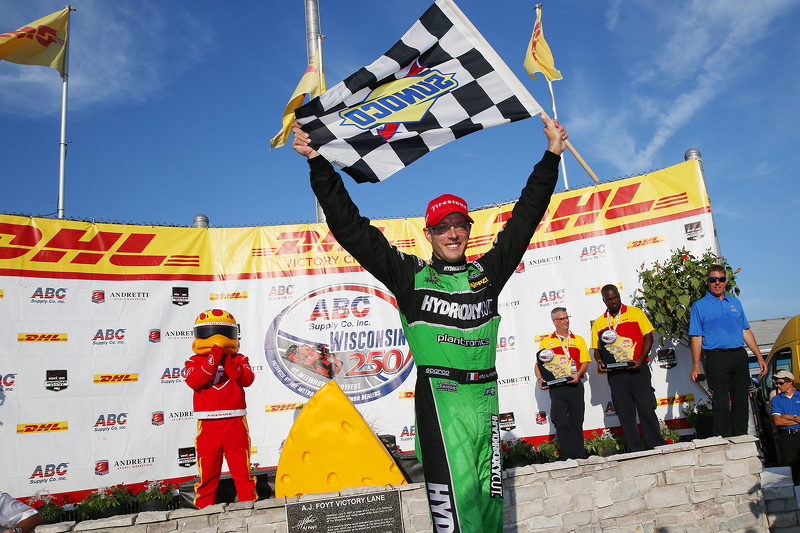 Juara balapan Sébastien Bourdais, KV Racing Technology Chevrolet