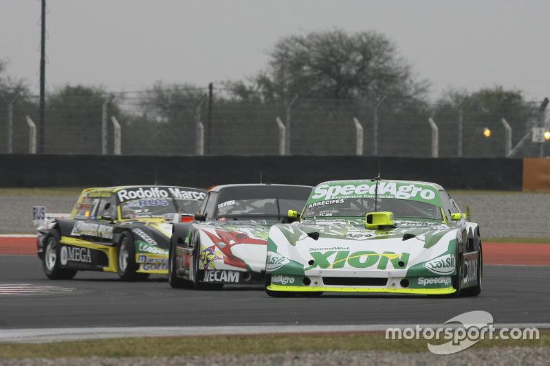 Agustin Canapino, Jet Racing Chevrolet dan Norberto Fontana, Laboritto Jrs Torino dan Omar Martinez,