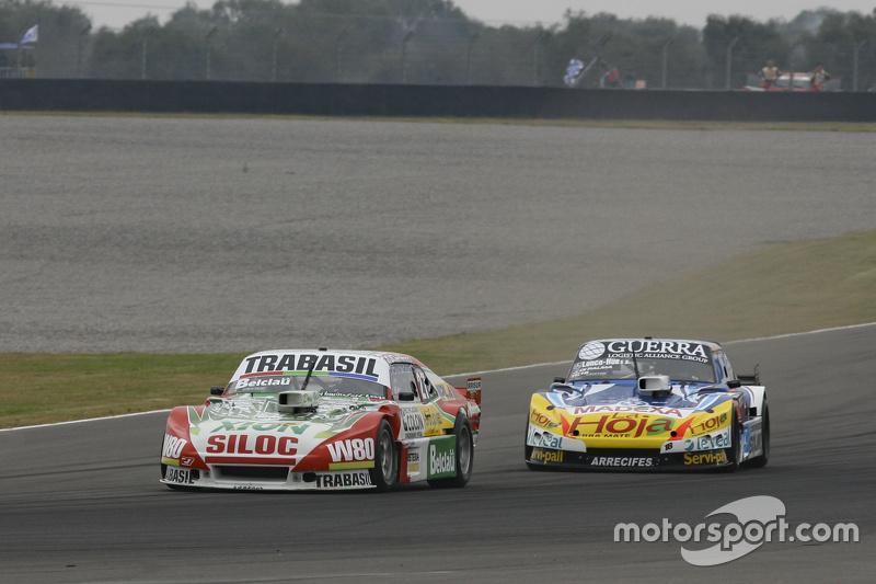 Mariano Altuna, Altuna Competicion Chevrolet, dan Luis Jose di Palma, Inde car Racing Torino
