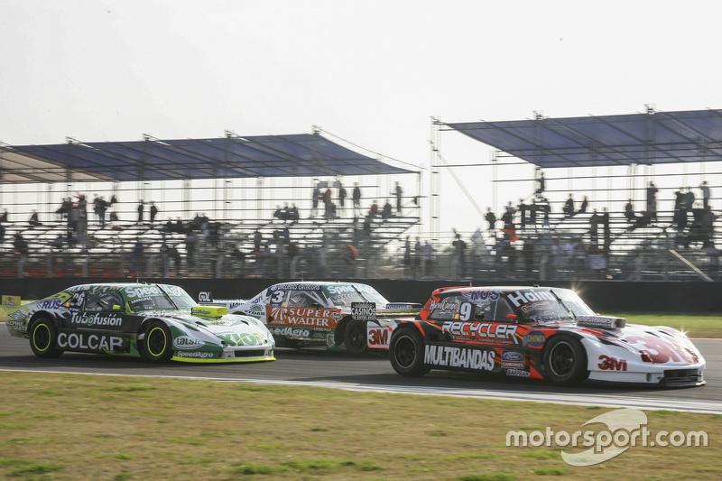 Mariano Werner, Werner Competicion Ford, dan Facundo Ardusso, Trotta Competicion Dodge, dan Agustin Canapino, Jet Racing Chevrolet