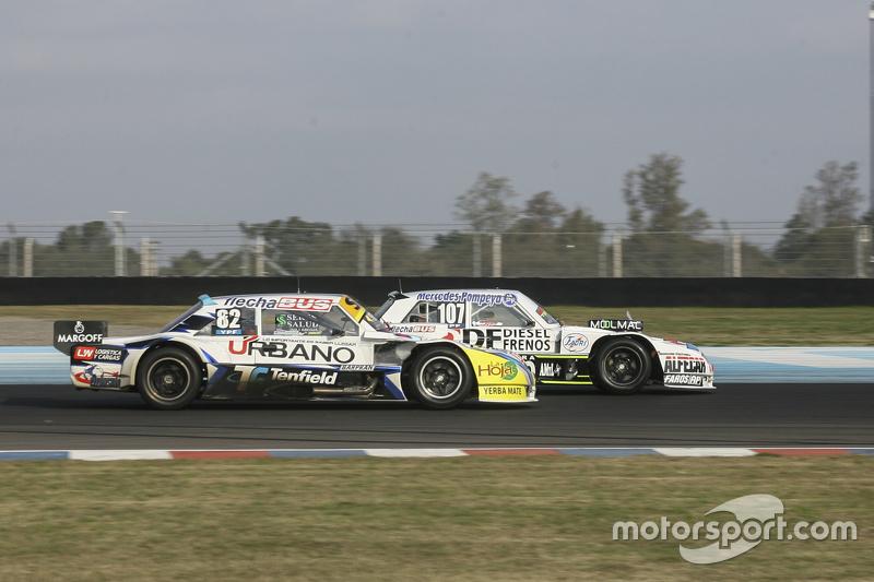 Leonel Sotro, Alifraco Sport Ford and Mauricio Lambiris, Coiro Dole Racing Torino