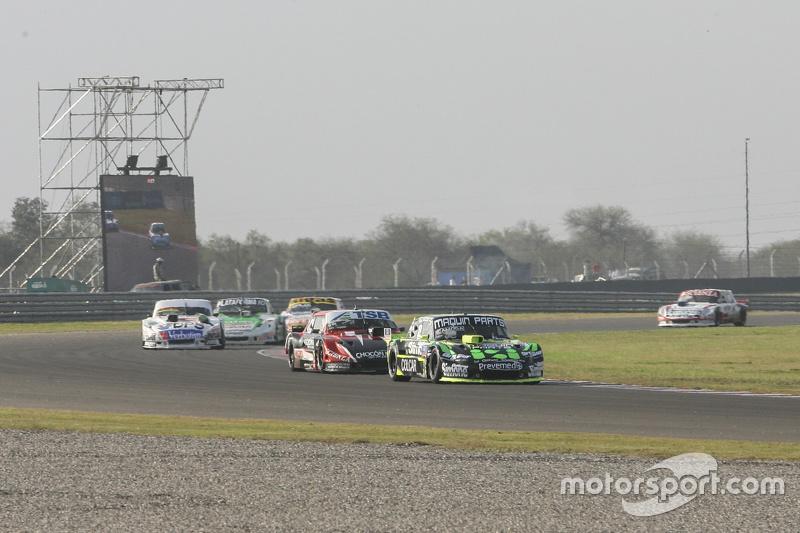 Mauro Giallombardo, Maquin Parts Racing Ford ve Jose Manuel Urcera, JP Racing Torino ve Leonel Sotro