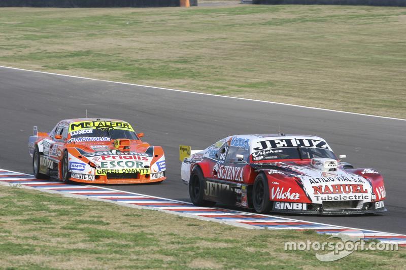 Педро Джентіле, JP Racing Chevrolet та Джонатан Кастеллано, Castellano Power Team Dodge