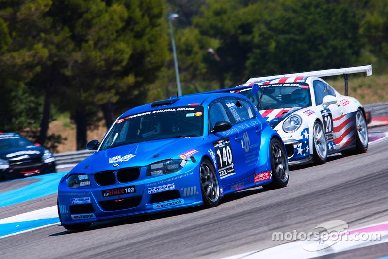 #140 SVDP Racing BMW 120D: Spencer Vanderpal, Jason O'Keefe, Christopher Wishart, Wubbe Herlaar, Kri