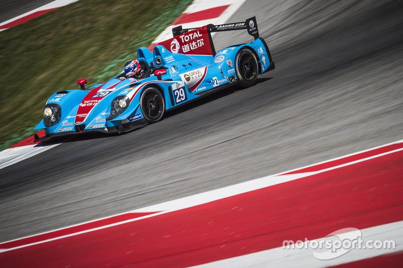 Pegasus Racing Morgan - Nissan #29: David Cheng, Leo Roussel, Julien Schell