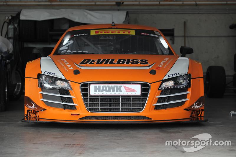 Audi R8 LMS 2009