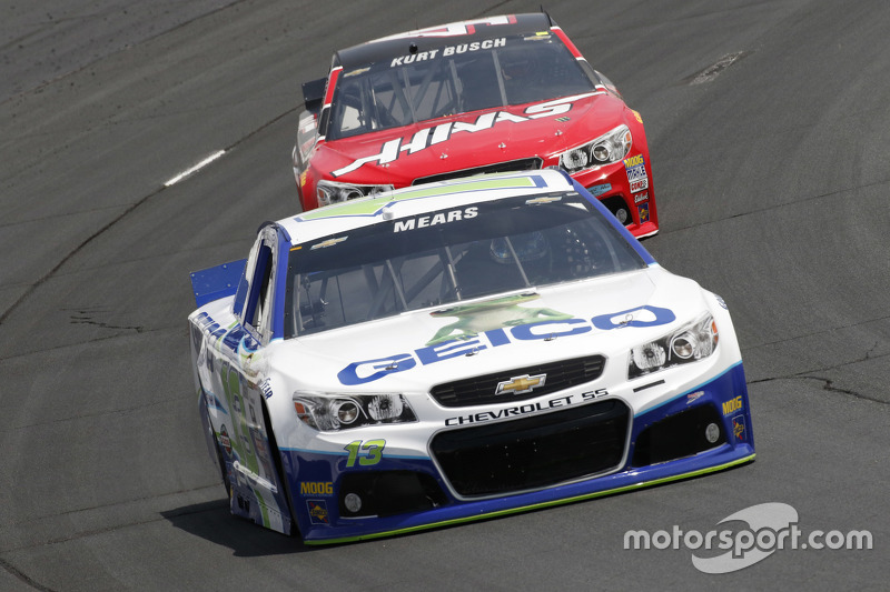 Casey Mears, Germain Racing Chevrolet