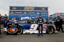 Ganador de la carrera William Byron