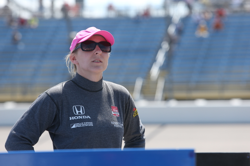 Піппа Манн, Dale Coyne Racing