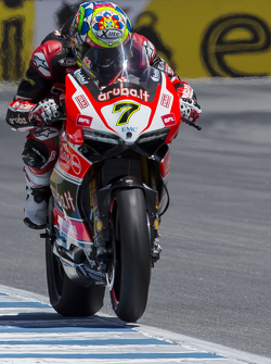 Chaz Davies Tim Ducati