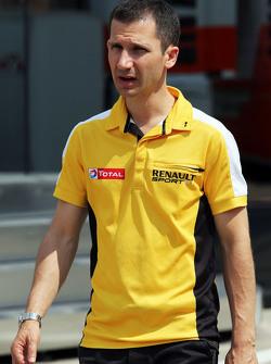 Remi Taffin, Renault Sport F1 Director de Operaciones