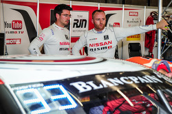 #22 Nissan GT Academy Team RJN Nissan GT-R Nismo GT3: Gaëtan Paletou, Olivier Pla