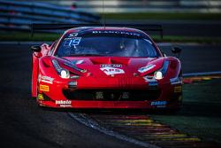 #53 AF Corse Ferrari 458 Italia: Piergiuseppe Perazzini, Enzo Potolicchio, Marco Cioci, Michele Rugolo
