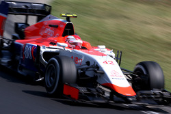 Фабио Ляймер, резервный пилот Manor F1 Team
