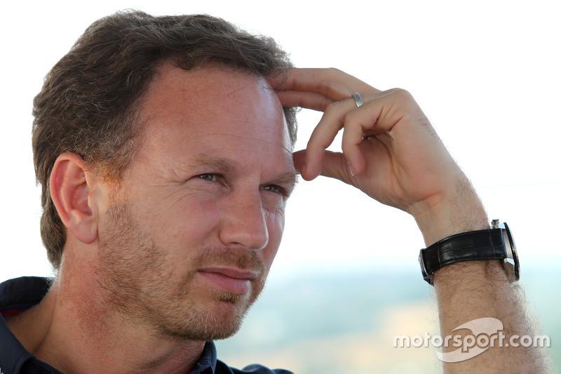 Крістіан Хорнер, Red Bull Racing, Спортивний директор