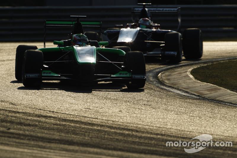 Hungaroring - Seb Morris, Status Grand Prix