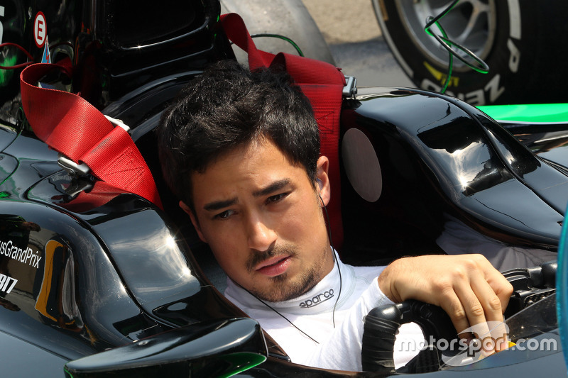 Marlon Stockinger, Status Grand Prix