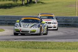 #19 RS1 Porsche Cayman: Connor Bloum, Greg Strelzoff
