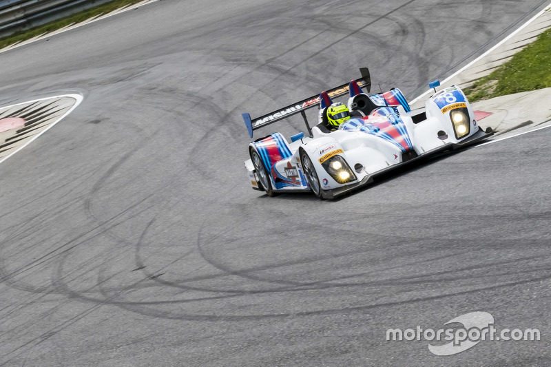 #8 Starworks Motorsport ORECA FLM09: Ренгер ван дер Занде, Мірко Шултіс