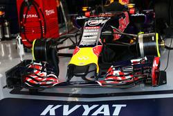 Red Bull Racing RB11 Даниила Квята, Red Bull Racing