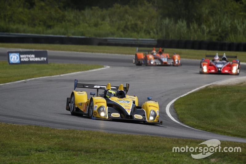 #85 JDC/Miller Motorsports ORECA FLM09: Міхаіл Гойкберг