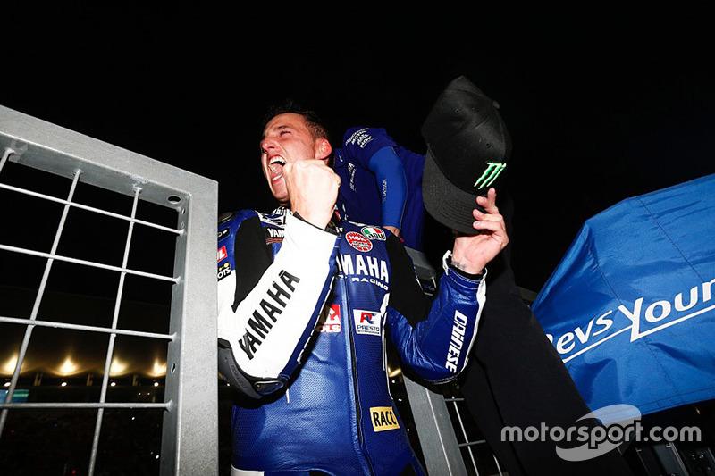 Race winner Pol Espargaro