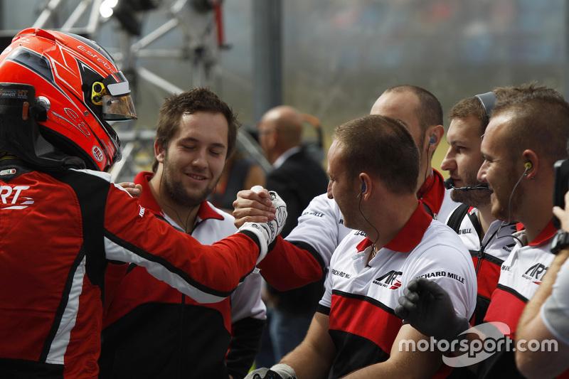 GP3 2015 – Хунгароринг, вторая гонка