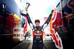 Второе место - Даниил Квят, Red Bull Racing