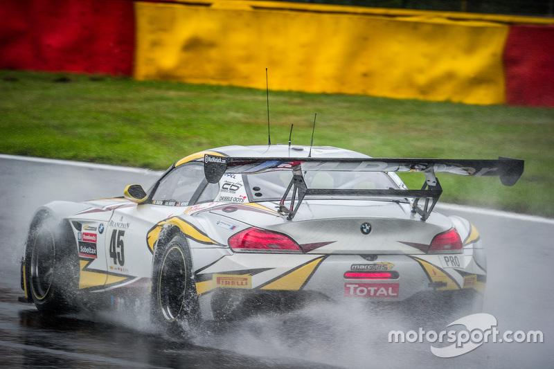 #45 Marc VDS Racing Team BMW Z4: Максім Мартін, Augusto Farfus, Дірк Вернер